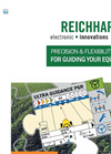 Precision & Flexibility For Guiding Your Equipment Brochure