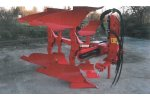 MERCURIO  - Model FOS Series - Hydraulic Reversible Plough