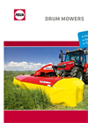Rear Mounted Mower-KM 310 TL