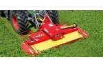 Model SM 310 FP - Round Front Mounted Mower