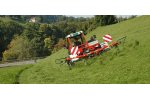 Alpine - Model TH 401 DS, TH 401 DN, TH 431 DN, TH 601 DN - Tedder