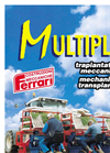 MULTIPLA - Model FX - Trans Planter Brochure