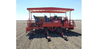 Futura - Twin Automatic Transplanter