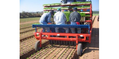 MULTIPLA - Model FX  - Transplanter