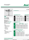 Model 20JH - 1/2` Impact Sprinklers-Brochure