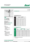 Model 29JH - 1/2` Impact Sprinklers Brochure