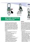 Battery Operated Controller-Brochure