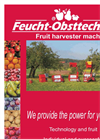 Fruit Harvester Technology Products Catalog