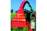 Model RF132 - Forage Harvester