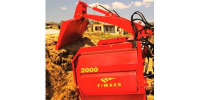 Model FMD 2000 - Silage Distributor
