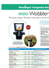 Senninger - - Mini Wobbler Brochure