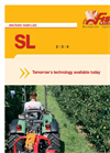 Model SL Series - Fruit Growers Mower Brochure