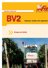 Model BV2 - Fruit Growers Mower Brochure