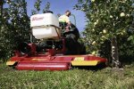 Fischer Mulchgeräte - Model SLF-M - Fruit Growers Mower