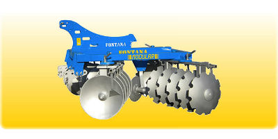Fontana - Model Series ED P 	  - Disk Harrows