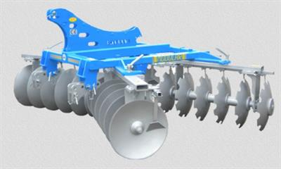 Fontana - Model ED MA Series - Disk Harrows