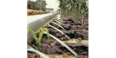 Aluminum Irrigation Pipe