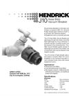 J10 Hose Vacuum Breaker Brochure