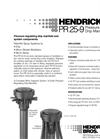 pressure regulating drip manifold-PR25-9 Brochure
