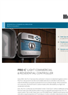 Model Pro-C - Residential & Light Commercial Controller Brochure