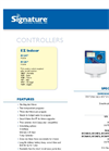 4Z EZ Indoor Controller - 8124US-Brochure