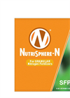NutriSphere-N Product Labels Brochure