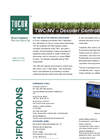 Tucor - Model TWC-NV 200 - Station 2-Wire Controller - Datasheet