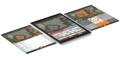 Sirrus - In-Field Management Software for iPad