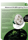 2X LED MR16 Lamps Brochure