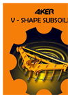 Aker - Model SSTN - V-Shape Subsoilers Brochure