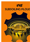 Model DS-E - Subsoiling Ploughs Brochure