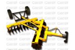 UKKO - Model RTN Series - Rear Wheels V-shape Disc Harrows