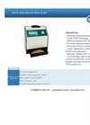 Bench Grain Moisture Meter-G 800