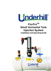 Flo-Pro - Small Horizontal Tank Injection System Manual