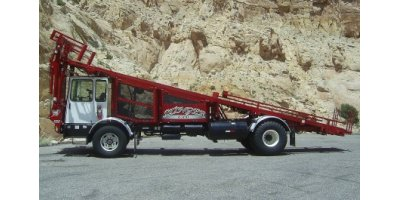 Stacker  - Model 6500 - Self-Propelled Bale Wagon