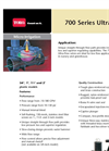 Model 700 Series - Ultra Flow Valves Brochure