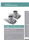 Stucchi - Model IR - IRV - IRS Series - Agriculture Interchange Hydraulic Quick Couplings Brochure