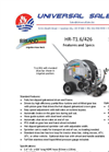T1.6/426 - Irrigation Hose Reels Brochure