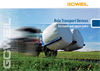 Model BTGME - Round Bale Transport Fork Brochure