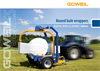 Round Bale Wrappers - G5010, G5012, G5020 and Inliner - Brochure