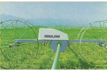 IRRILINE - Side Roll Sprinkler Irrigation System