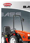 BASE - Model 20 - Tractor Brochure