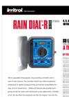 Rain Dial-R Series  Brochure
