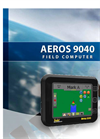 TeeJet - Model Aeros 9040 - Field Computers - Brochure