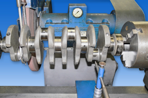 Crankshaft With Friction Bearing