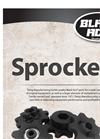 Agricultural Roller Chain Sprockets Brochure