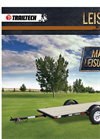 Trailtech - Model Leisure Series - Small Utility Trailer - Brochure