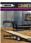 Trailtech - Model Commercial Series - Trailers - Datasheet