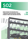 Special Manure Spreader SO2- Brochure