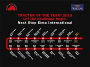 Tractor of the Year® 2015: A new challenge begins.